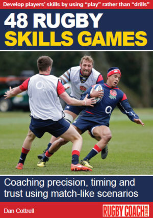 48 Rugby Skill Games Cover