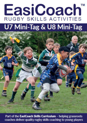 EasiCoach Rugby U7 and U8 Cover