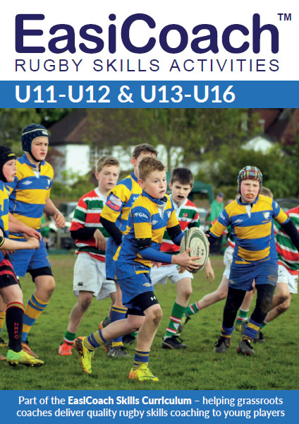 EasiCoach Rugby U11 to U16