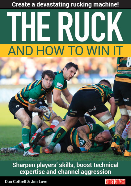 The Ruck and How to Win it Cover