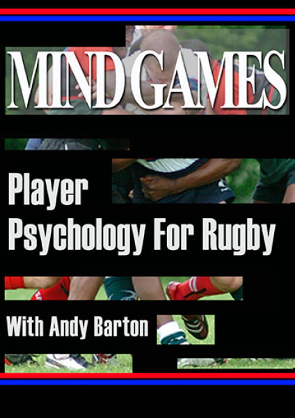 Player Psychology for Rugby DVD