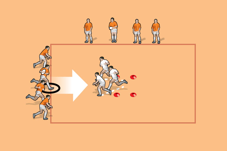 How to work together to improve tackling 3